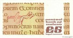 5 Pounds IRLANDE  1988 P.071e pr.SUP