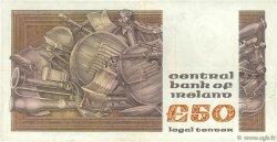 50 Pounds IRLANDE  1982 P.074a TTB