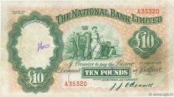 10 Pounds IRLANDE DU NORD  1942 P.160a TB+