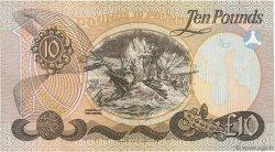 10 Pounds IRLANDE DU NORD  1988 P.007a TTB
