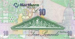 10 Pounds IRLANDE DU NORD  2005 P.206a NEUF