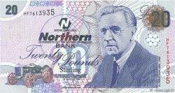 20 Pounds IRLANDE DU NORD  2005 P.207a pr.NEUF