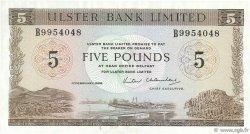5 Pounds IRLANDE DU NORD  1988 P.326c SPL