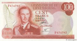 100 Francs LUXEMBOURG  1970 P.56a pr.NEUF