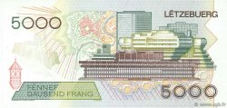 5000 Francs LUXEMBOURG  1996 P.60b NEUF
