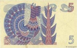 5 Kronor SUÈDE  1967 P.51a TTB+