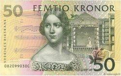 50 Kronor SUÈDE  2000 P.62a TTB