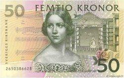 50 Kronor SUÈDE  2002 P.62a NEUF