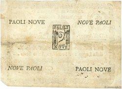 9 Paoli ITALIE  1798 PS.539 TTB