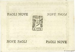 9 Paoli ITALIE  1798 PS.539 SPL