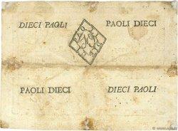 10 Paoli ITALIE  1798 PS.540c TB