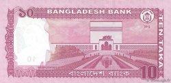 10 Taka BANGLADESH  2012 P.54a NEUF