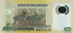 50 Meticais MOZAMBIQUE  2011 P.150