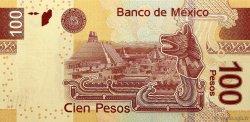 100 Pesos MEXIQUE  2009 P.124b NEUF