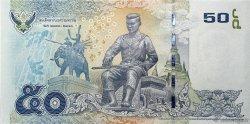 50 Baht THAÏLANDE  2012 P.120 NEUF