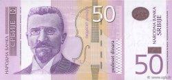 50 Dinara SERBIE  2011 P.56a NEUF