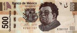 500 Pesos MEXIQUE  2010 P.126a SPL