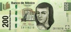 200 Pesos MEXIQUE  2007 P.125a NEUF