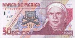 50 Pesos MEXIQUE  1999 P.107d NEUF