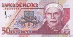 50 Pesos MEXIQUE  1994 P.107a NEUF