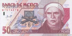 50 Pesos MEXIQUE  2000 P.112 NEUF