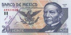 20 Pesos MEXIQUE  2000 P.111 NEUF
