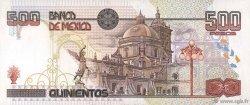500 Pesos MEXIQUE  2000 P.115 pr.SUP