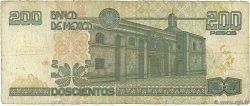 200 Pesos MEXIQUE  2000 P.114 TB