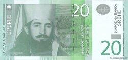20 Dinara SERBIE  2006 P.47a NEUF
