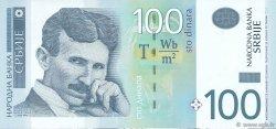 100 Dinara SERBIE  2006 P.49a NEUF