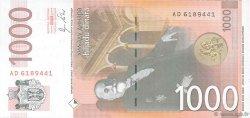 1000 Dinara SERBIE  2011 P.52b pr.NEUF