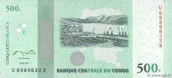 500 Francs CONGO (RÉPUBLIQUE)  2010 P.100 NEUF