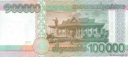 100000 Kip LAOS  2011 P.42 pr.NEUF