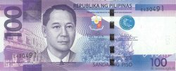 100 Piso PHILIPPINES  2010 P.208a NEUF