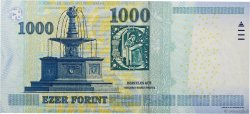 1000 Forint HONGRIE  2011 P.197c NEUF