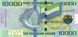 10000 Leones SIERRA LEONE  2010 P.33 NEUF