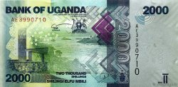 2000 Shillings OUGANDA  2010 P.50 NEUF