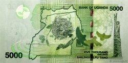 5000 Shillings OUGANDA  2010 P.51a NEUF