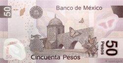 50 Pesos MEXIQUE  2008 P.123f NEUF