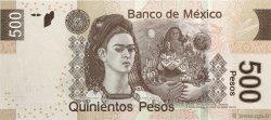 500 Pesos MEXIQUE  2010 P.126a NEUF