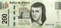 200 Pesos MEXIQUE  2007 P.125c NEUF