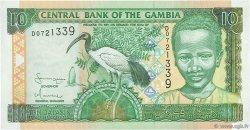 10 Dalasis GAMBIE  2001 P.21c NEUF