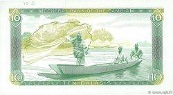 10 Dalasis GAMBIE  1987 P.10b NEUF