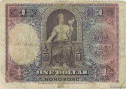 1 Dollar HONG KONG  1935 P.172c B+
