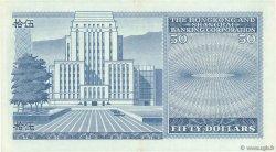 50 Dollars HONG KONG  1982 P.184h