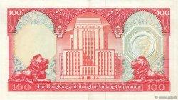 100 Dollars HONG KONG  1979 P.187b pr.SPL