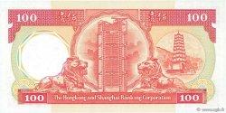 100 Dollars HONG KONG  1985 P.194a NEUF