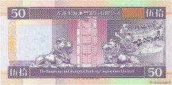 50 Dollars HONG KONG  1993 P.202a NEUF