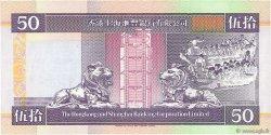 50 Dollars HONG KONG  1994 P.202a SUP