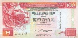 100 Dollars HONG KONG  1993 P.203a pr.SPL